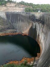 Photo: Zambia - Kariba Dam
