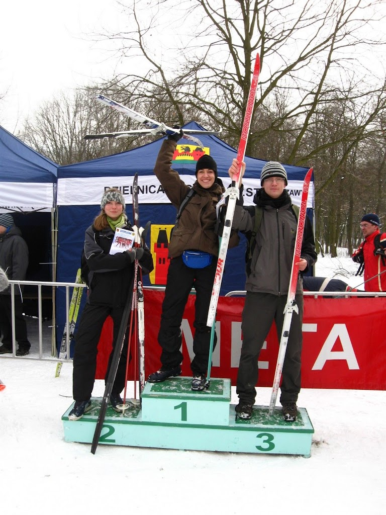 Ola, Misia i Sebastian na podium