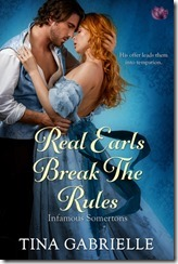 Real Earls Break the Rules book  2