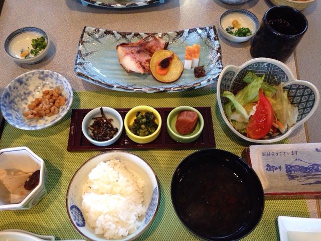 トスラブ箱根和奏林 朝食