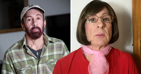 Woman who transitioned to man starts treatment to be Female again.