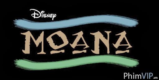 Nàng Công Chúa Moana - Moana poster