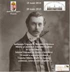 Afiș - Expoziția itinerantă dedicată contelui MIKLÓS BÁNFFY