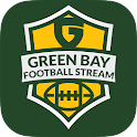 Green Bay Football STREAM icon