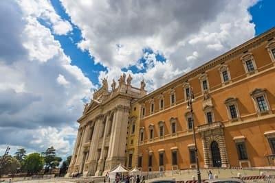 Basilica of St John in the Lateran Rome