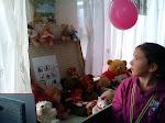 Dzień Pluszowego Misia 26.11.2012 r.