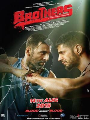 Phim Anh Em Tương Tàn - Brothers (2015)