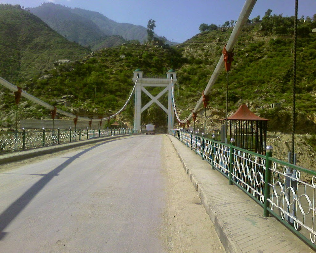 Thakot Bridge