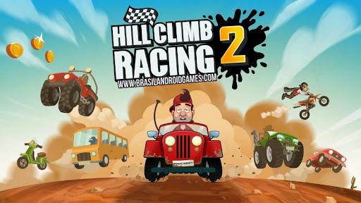 Hill Climb Racing 2 Imagem do Jogo