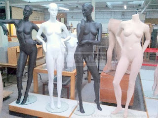 MANNEQUINS SUPER SPECIAL $85 AND UP - 7