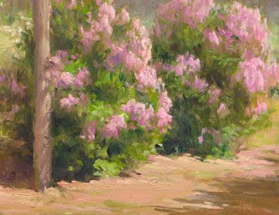 """Lilac Blossoms"""