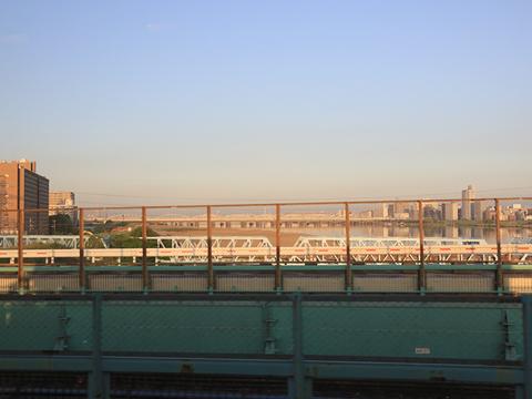 R東海バス「青春大阪ドリーム名古屋1号」 744-13995 車窓