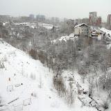 Апрель. Снова зима:)