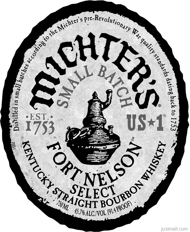 Michter's Small Batch Fort Nelson Select
