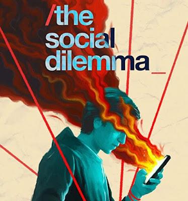 Poster The Social Dilemma on Netflix
