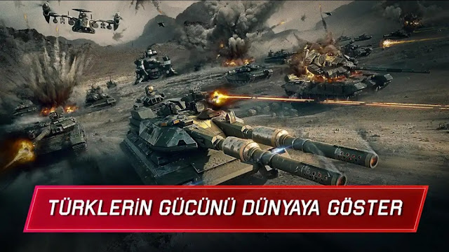 Gameloft Strateji Oyunu War Planet Online Güncellemesi