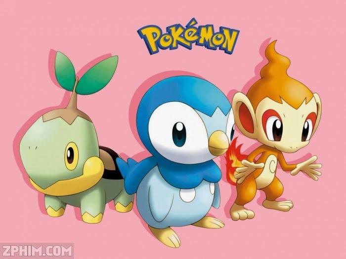 Ảnh trong phim Bảo Bối Thần Kỳ 10 - Pokemon Season 10 4