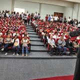 Visita de Raúl Diez Canseco a la Universidad Nacional de Trujillo