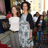 OIC - ENTSIMAGES.COM - Claudie Blakely and Indira Varma at the  Charlie and the Chocolate Factory - media night in London 25th June 2015   Photo Mobis Photos/OIC 0203 174 1069