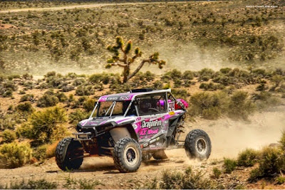 Team DragonFire/AZ West/Rockstar Racing's Lacrecia Beurrier