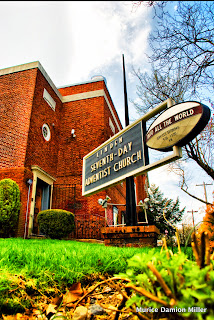 Linden SDA Church Sign 2