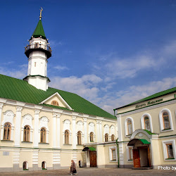 Mardjani mosque was the only mosque that was allowed to function uninterrupted during the Soviet era
