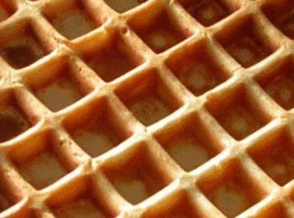 Waffles - So Good That We Had To Have Them Every Sunday For Years! Recipe