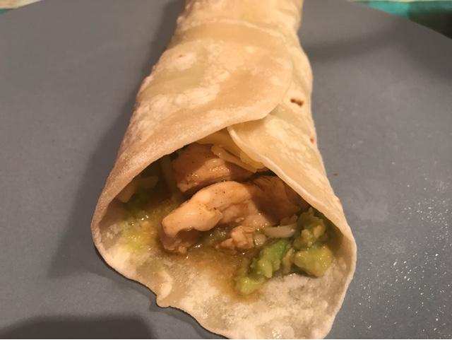 Tortillas De Trigo Para Fajitas