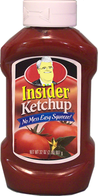 Insider Ketchup