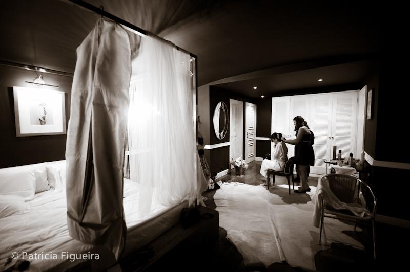 Foto de casamento 0147pb de Mônica e Diogo. Marcações: 20/08/2011, Casamento Monica e Diogo, Hotel, Hotel La Suite, Rio de Janeiro.