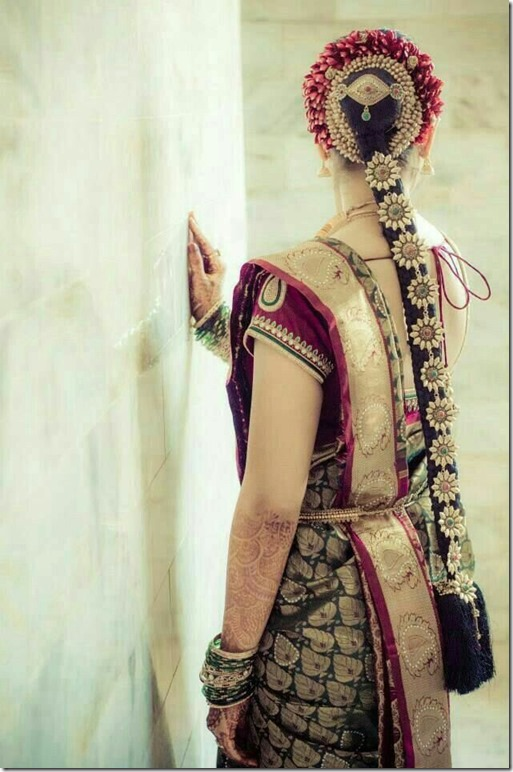 Indian Wedding Hairstyles (52)