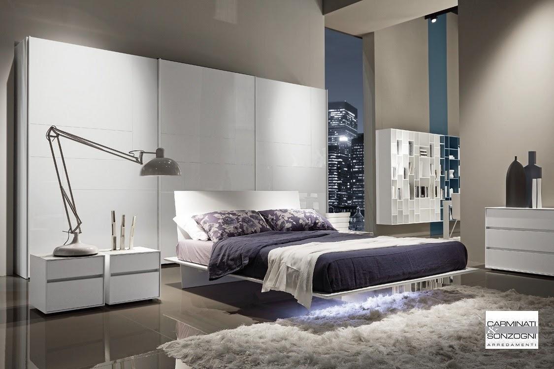 Camere da letto offerta di letti armadi armadi for Cabina armadio dietro il letto