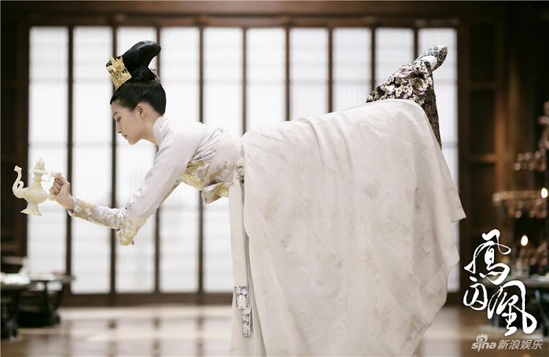 Untouchable Lovers / Huang Feng Prison China Drama