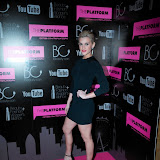 WWW.ENTSIMAGES.COM -   Ashley Roberts  at     BeautyCon - afterparty Home House, 20 Portman Square, London February 18th 2013                                                    Photo Mobis Photos/OIC 0203 174 1069