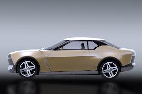 Nissan IDx Freeflow Side View