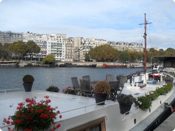 Ved Seinen - Paris