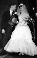 Groeneweg, Sjaak en Hagestein Sjanie Huwelijk 20-08-1960 (5).jpg