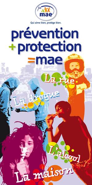 kakemono mutuelle MAE 1x2 -SansException