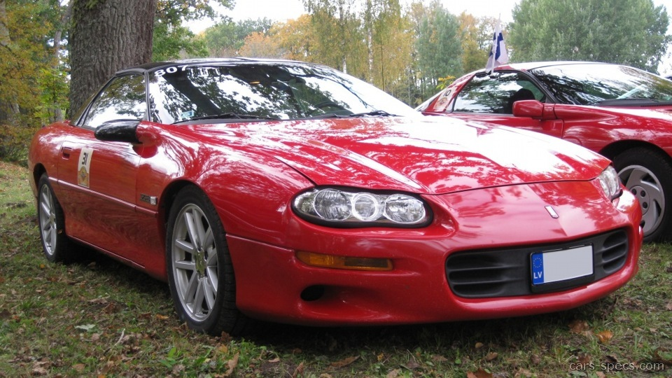 2000 chevrolet camaro z28 ss specifications pictures prices. Black Bedroom Furniture Sets. Home Design Ideas