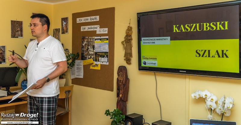 Regionalne lekcje i warsztaty podróżnicze dla młodzieży i dorosłych