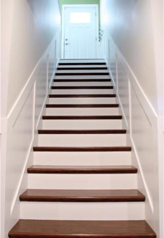 idea mencantikkan tangga