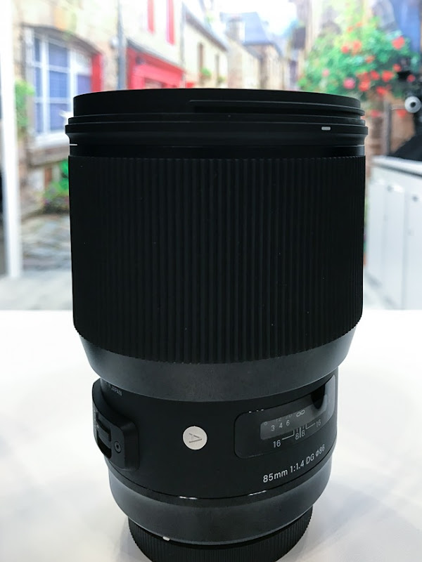 Sigma 85mm Art Series