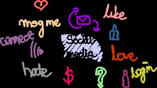libur dari media sosial