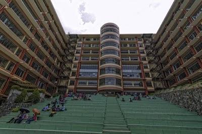 Saint Louis University, Maryheights Campus, Benguet ... - photo#19