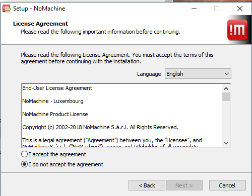 2 LIcense agreement