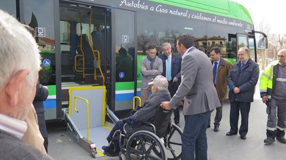 3 nuevos autobuses interurbanos GNC para líneas 351 y 352 de Villarejo de Salvanés