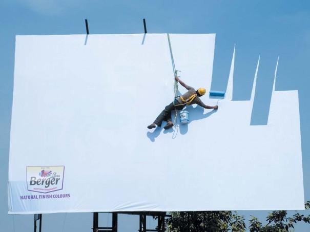 Espectaculares ejemplos de creatividad en Vallas Publicitarias (II)