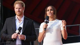 Príncipe Harry e Meghan incluem mais um emprego para sua lista