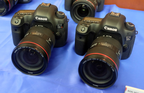 Canon 5DS5DS R