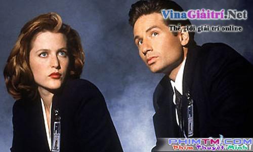 Xem Phim Hồ Sơ Tuyệt Mật (phần 2) - The X Files Season 2 - phimtm.com - Ảnh 1